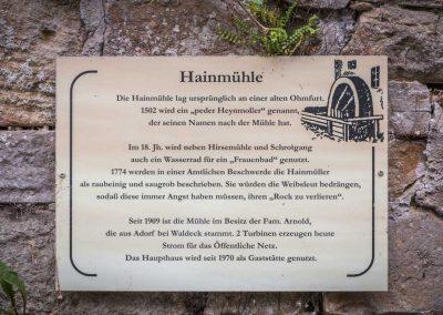 Hainmühle Gaststätte